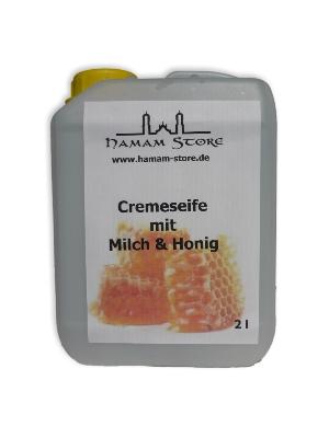 Hamamseife Milch Honig 2 L