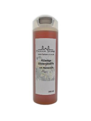 Flüssige Olivenölseife
