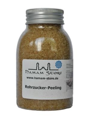 Peeling Rohrzucker