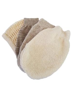 Peelinghandschuhe-set